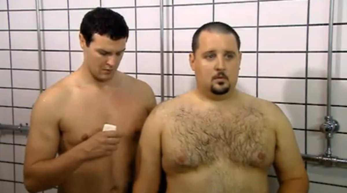 Paddy shower