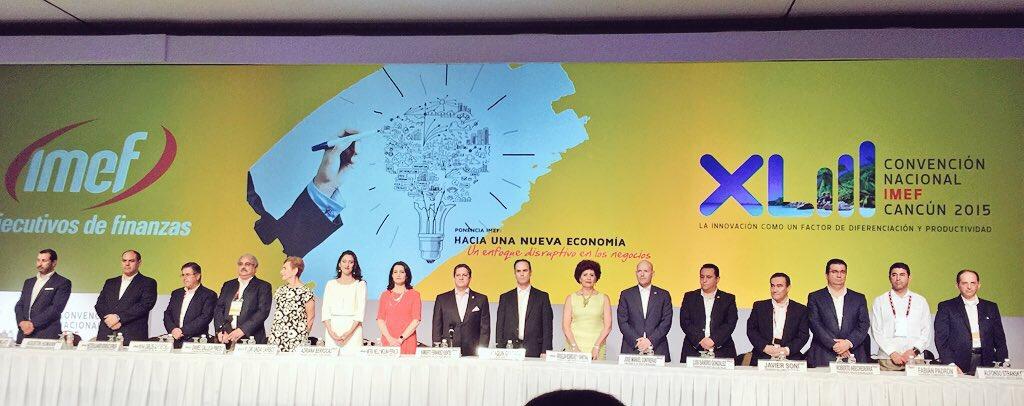 Thumbnail for XLIII Convención Nacional IMEF 2015