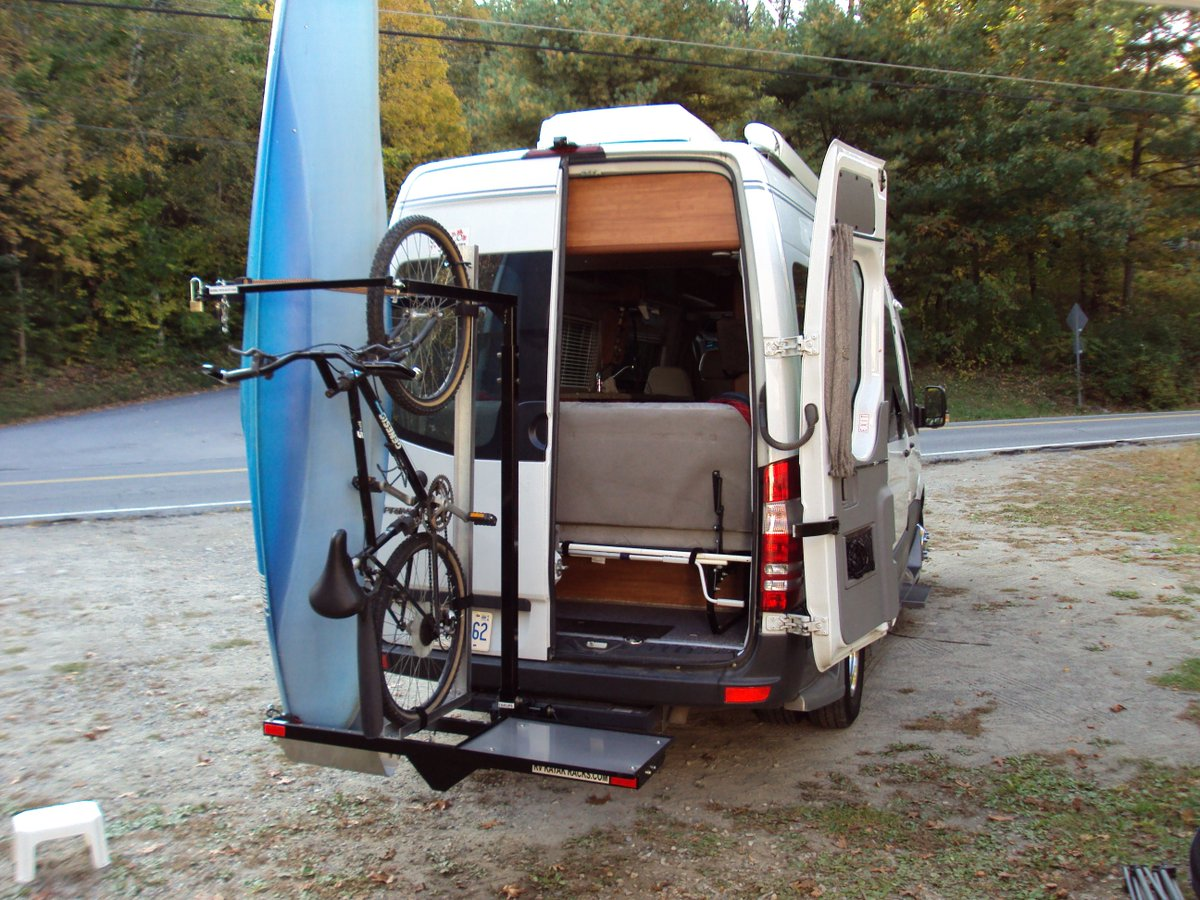 Rv Kayak Racks Com On Twitter Quot Hymerusa Quot Why Leave Fun