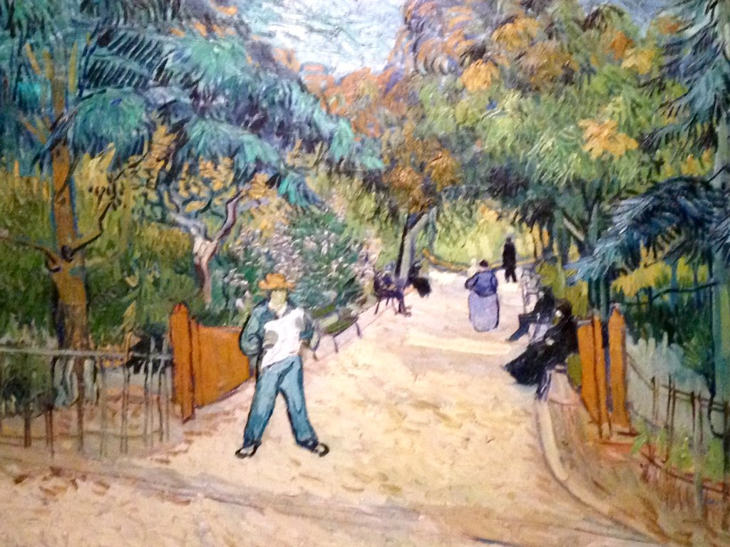 .#MunchVanGogh @vangoghmuseum also + Van Gogh's Entrance 2 the Public Gardens in Arles 1888 from @PhillipsMuseum 2/2 https://t.co/ex2z77xRTd