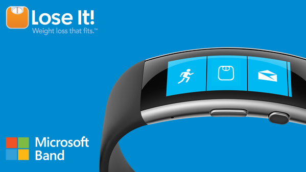 We're pleased to welcome @microsoftband to the Lose It! family! Learn more: https://t.co/xaZtvq4t4K