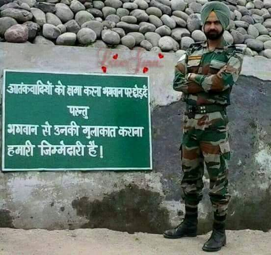 Indian Army said this long before Putin https://t.co/BL42UnGApi
