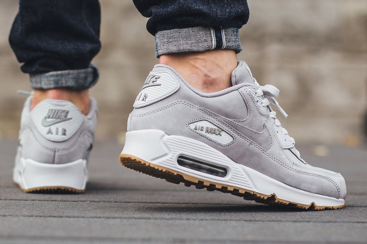 buy popular dfae3 6cf85 nike air max 90 winter premium medium grey