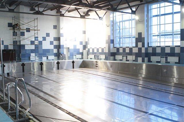 бассейн сибирь в кемерово