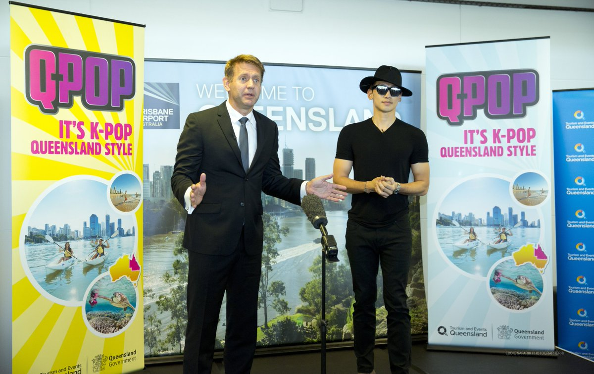 'King of K-Pop' Rain to inspire global fans to visit @Queensland https://t.co/AiLdNdIjmB #QPOP https://t.co/SMes8i4f0Q