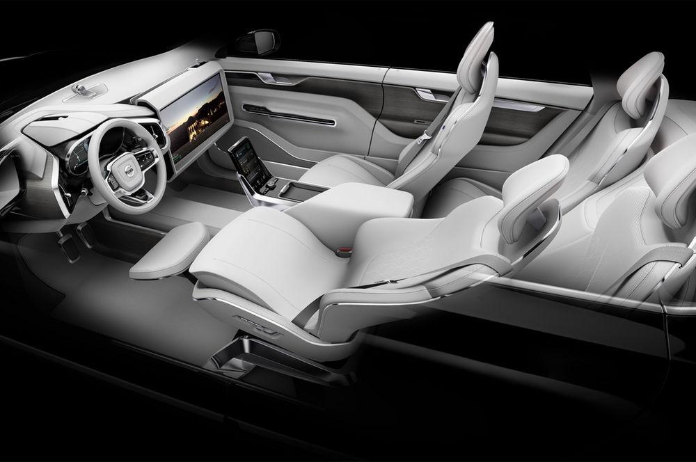 .@Volvo's concept for autonomous car interiors is pretty impressive: https://t.co/zjmRMaAa48    #LAAutoShow #LAAS https://t.co/7m5szvKRX5