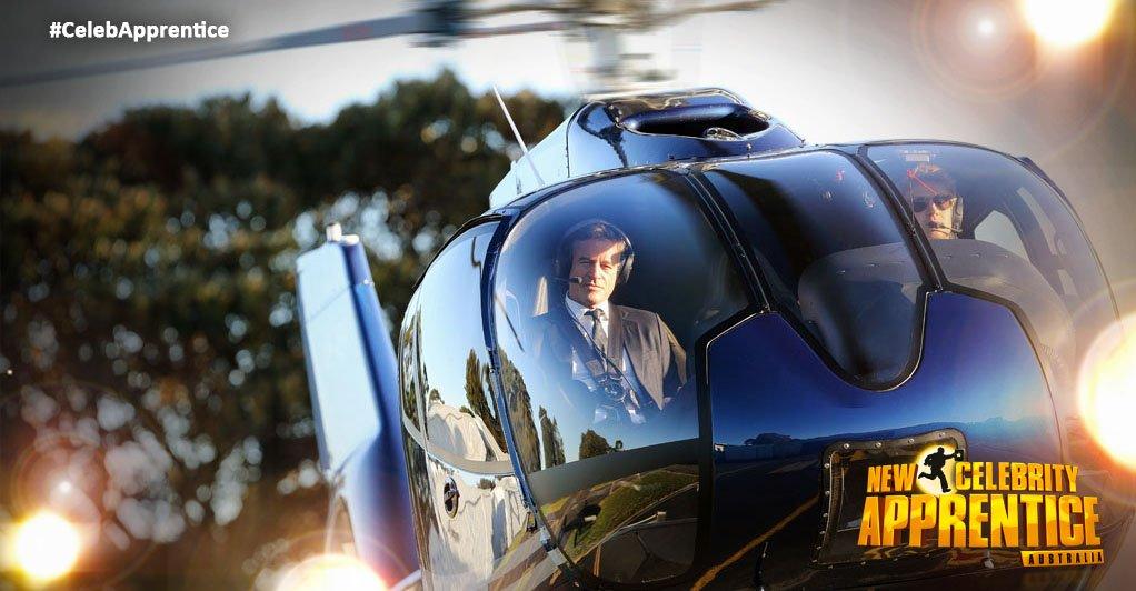 Tim Dormer is going on Celebrity Apprentice | Behind Big ...