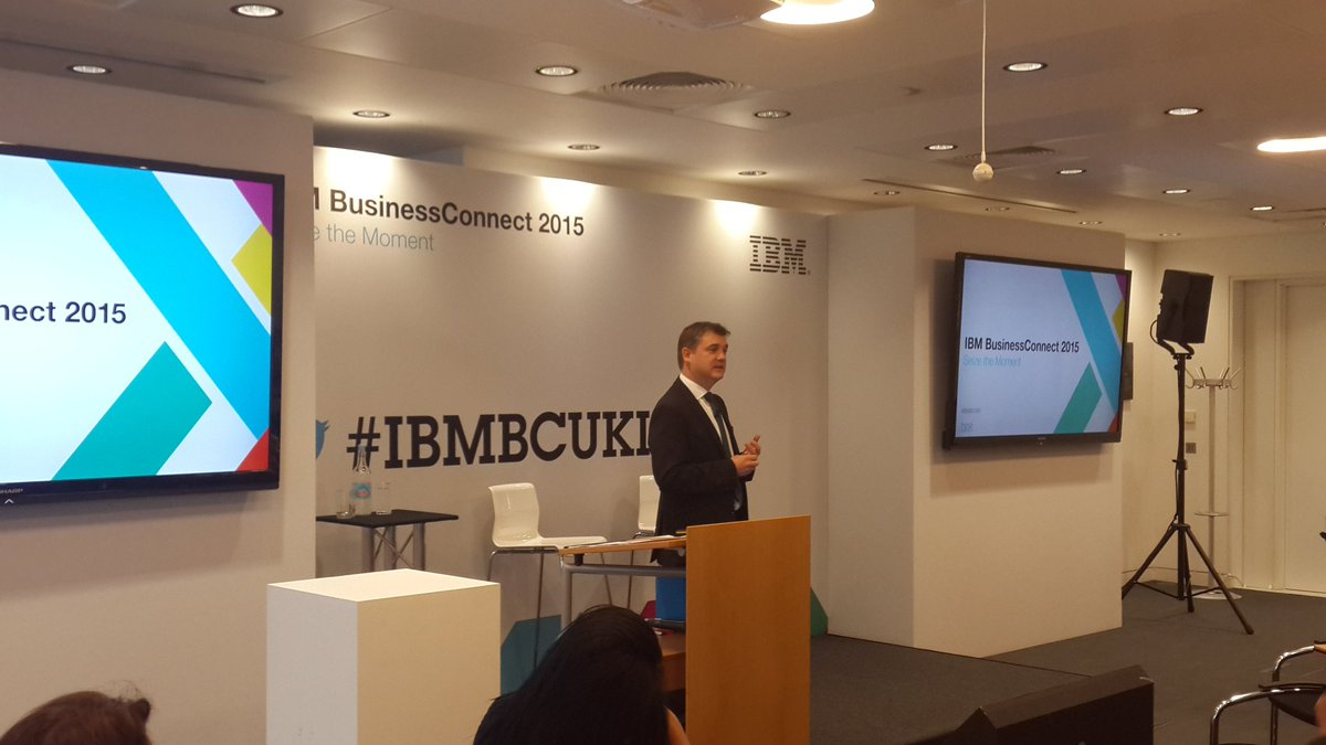 .@PaulGMoores on the challenges & ops #finserv faces from social & tech #ibmbcuki https://t.co/xxFHTsLfhF
