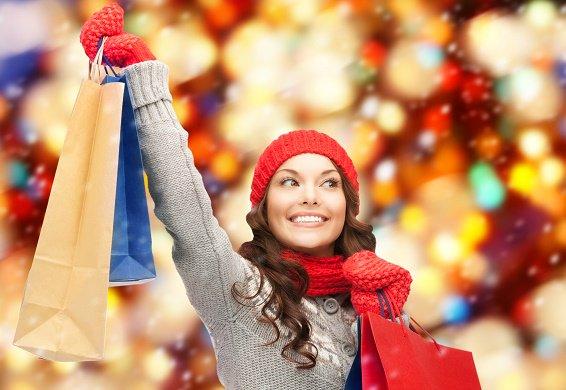 Shopping Natalizio per Natale 2015.
