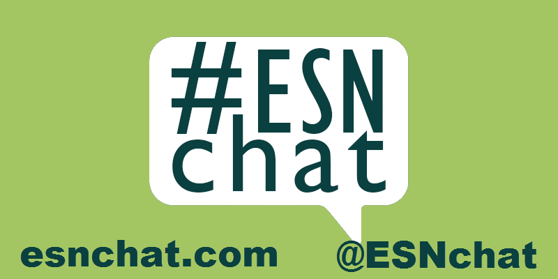 Welcome to #ESNchat for everyone interested in enterprise social networks! #esn https://t.co/mcQ7dakiSG