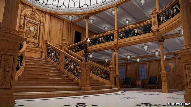 @colstud The Grand staircase Will Be Magical experience for anyone who visits Here's the plans. https://t.co/9h0LYpkUZf
