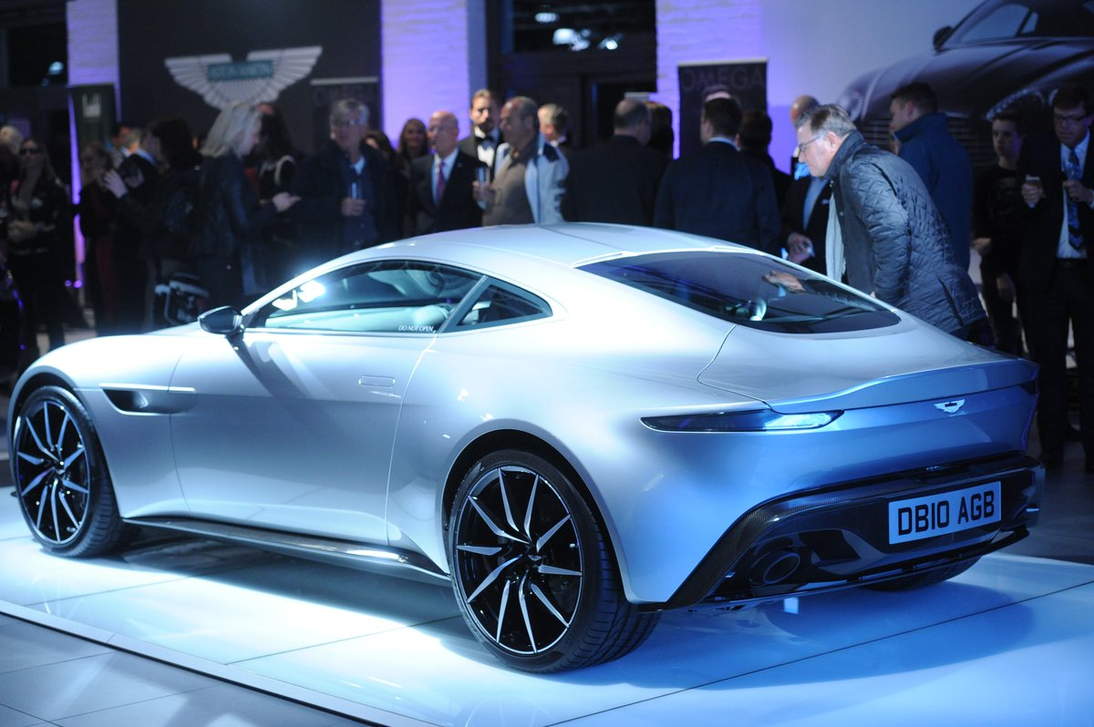 Aston Martin On Twitter The DB And DB GT Bond Edition Continue - Aston martin dealers