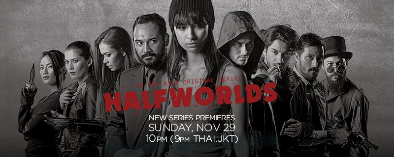 Are you ready for #HALFWORLDS? https://t.co/YW5u6b6SlI https://t.co/yhDd3srbAF