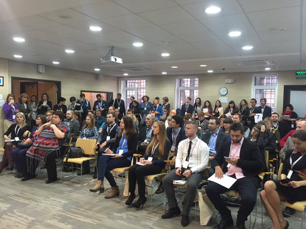 Inspiring group of people using technology to solve regional challanges #TechForumUkraine https://t.co/7DpzNpcbZS
