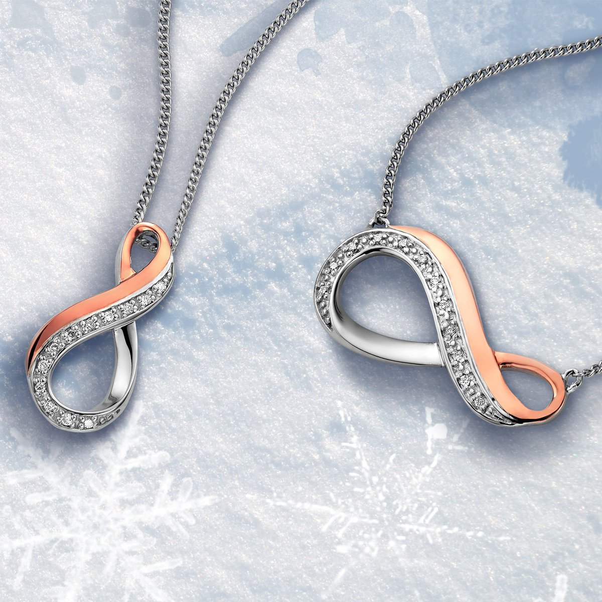 Clogau On Twitter Elegant And Alluring Inspired By The Infinity