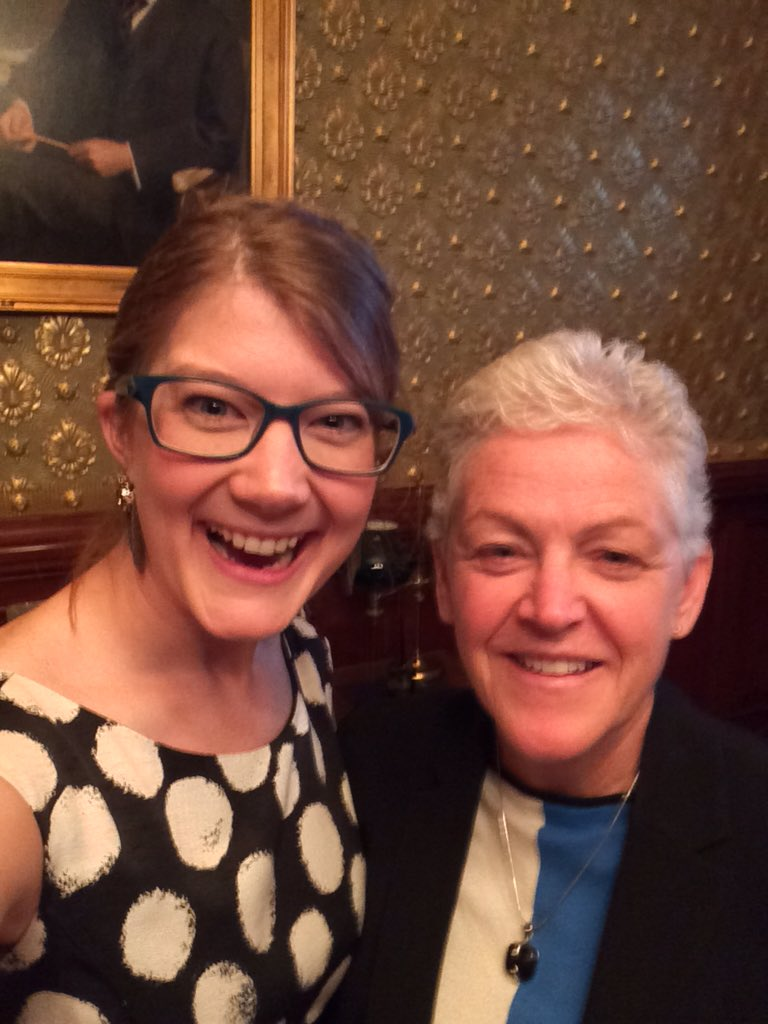 RT @Ehmee: YAAAY! #ActOnClimate with @GinaEPA at the @WhiteHouse has been so inspiring. Her messaging is so encouraging. https://t.co/2qRGL…