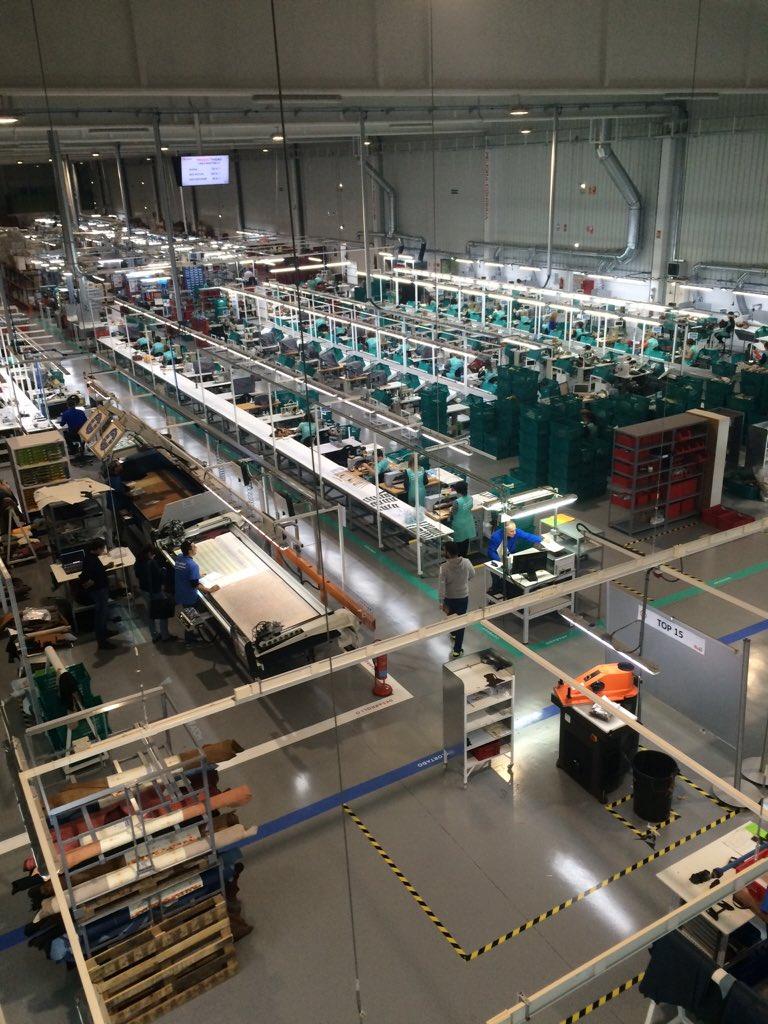 .@Pikolinos_Shoes abre sus puertas al Turismo Industrial con visitas guiadas a su Centro Productivo en Elche https://t.co/BZC1HJH1Tg