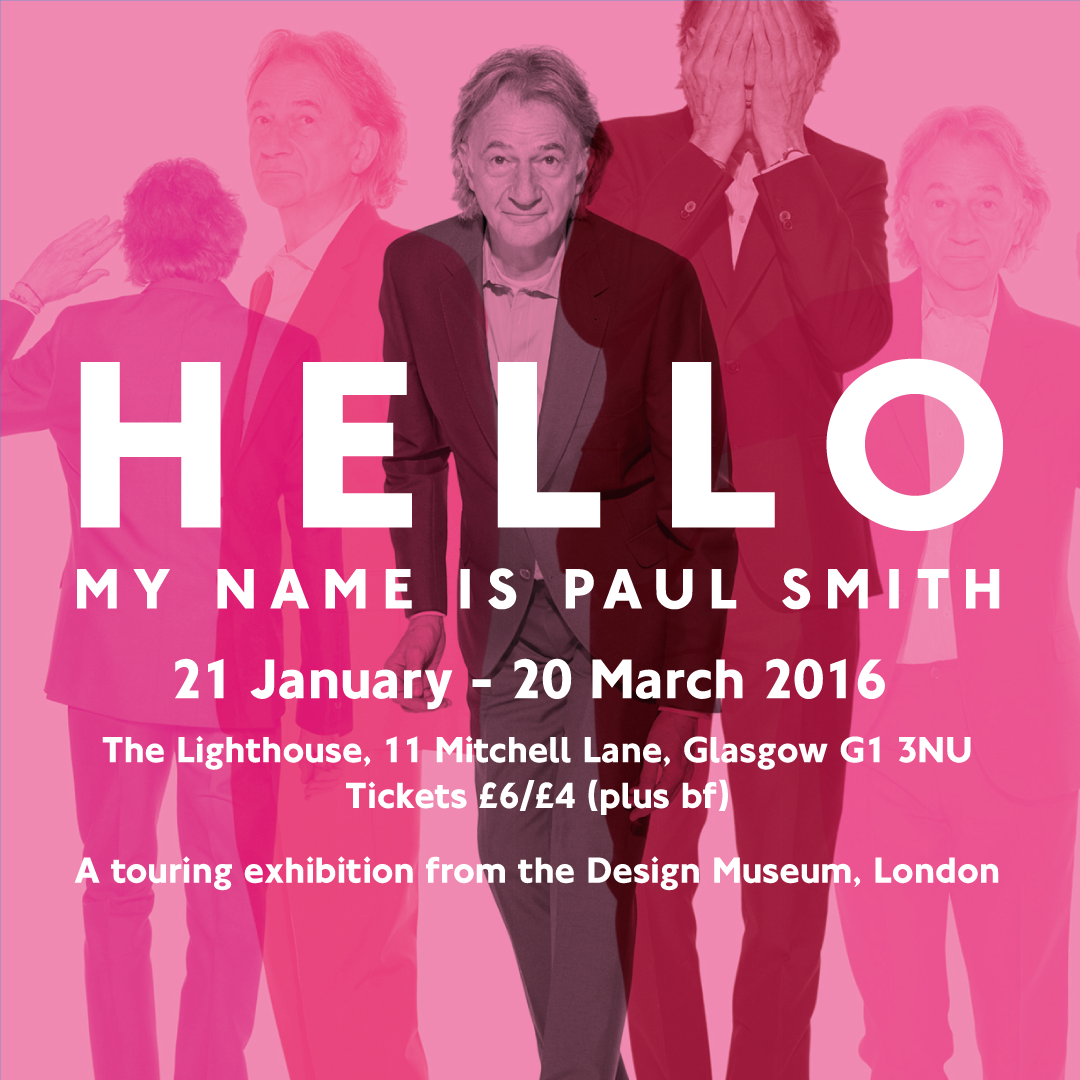 #hellopaulsmith exhibition is coming to #Glasgow & we have the privilege of hosting it! https://t.co/PPM1VoVPLV https://t.co/OgmJySWmbN