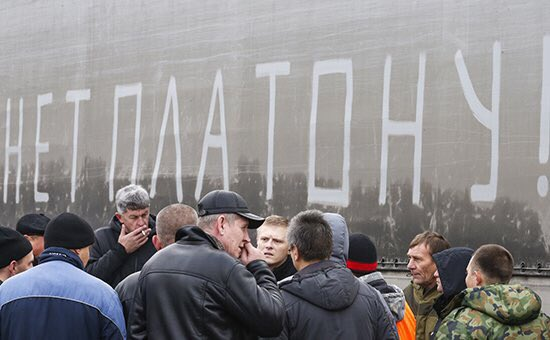 В центре Москвы горело здание Минобороны РФ. - Цензор.НЕТ 2972