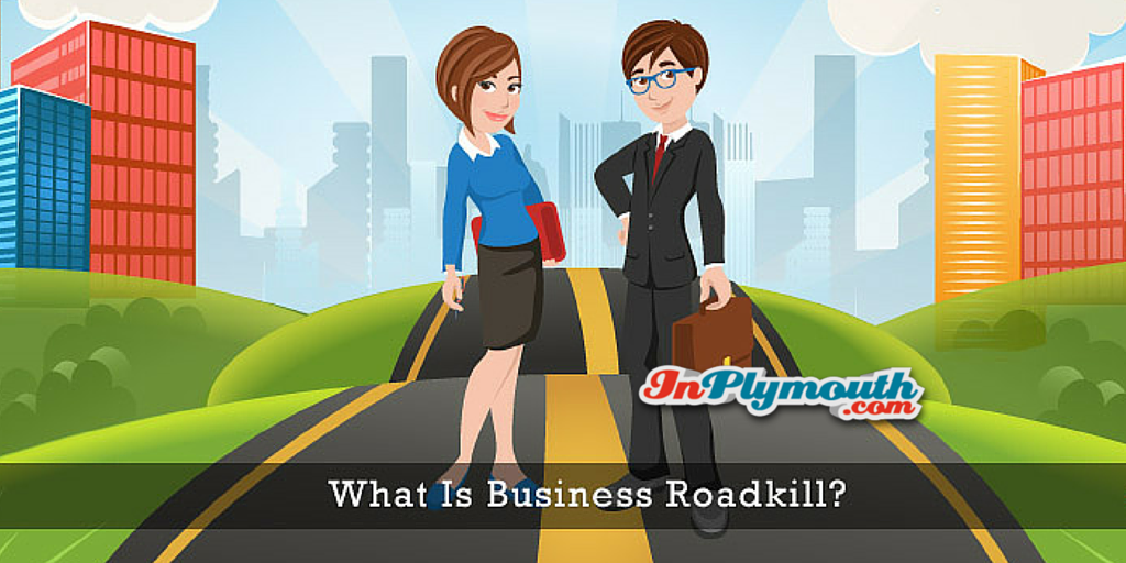 What Is #Business Roadkill? https://t.co/a7Lfdrzrho by @Robert_Craven #marketing https://t.co/Ib5AUwCqGU