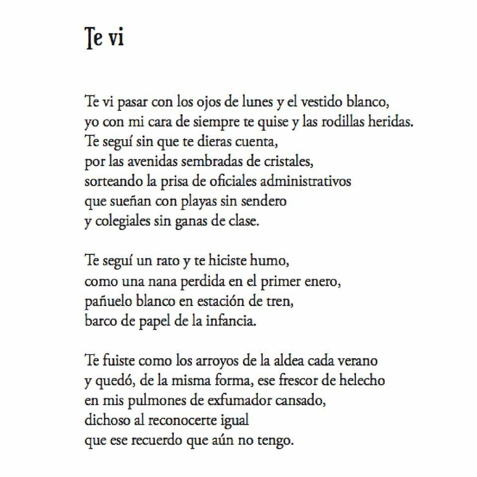 Ismael Serrano On Twitter Así Comienza Mi Libro De Poemas