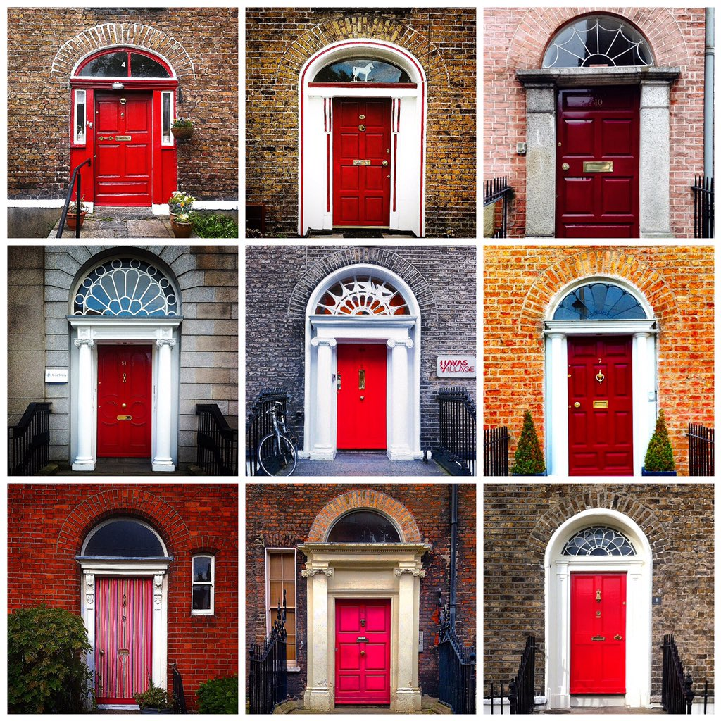 Dublin Doors followed & Dublin Doors (@doorstodigital) | Twitter
