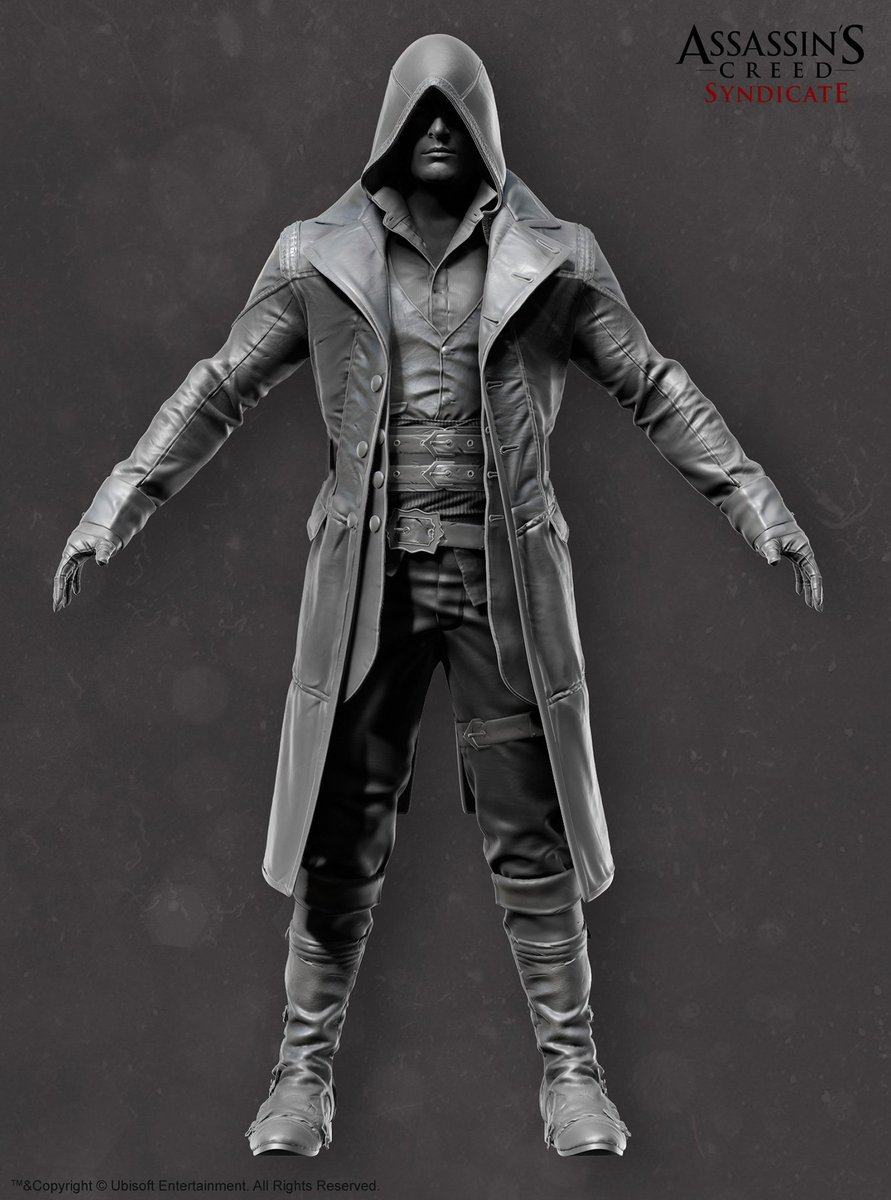 Assassin&#39-s Creed Series 5 Union Jacob Frye Action Figure ...