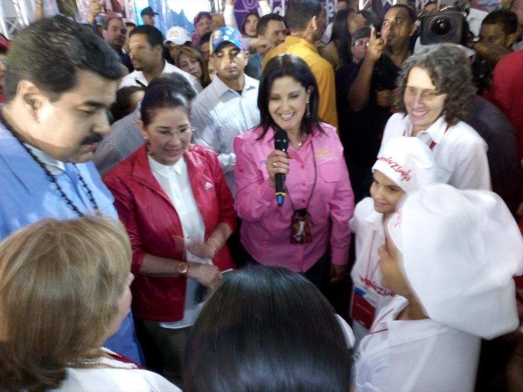 CUHELAV Presente en la Feria Internacional de Turismo de Venezuela FitVen2015