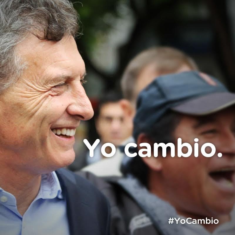 Quiero un país en el que todos los argentinos estemos unidos! #YoCambio #MacriPresidente https://t.co/pYTPtoxKS2