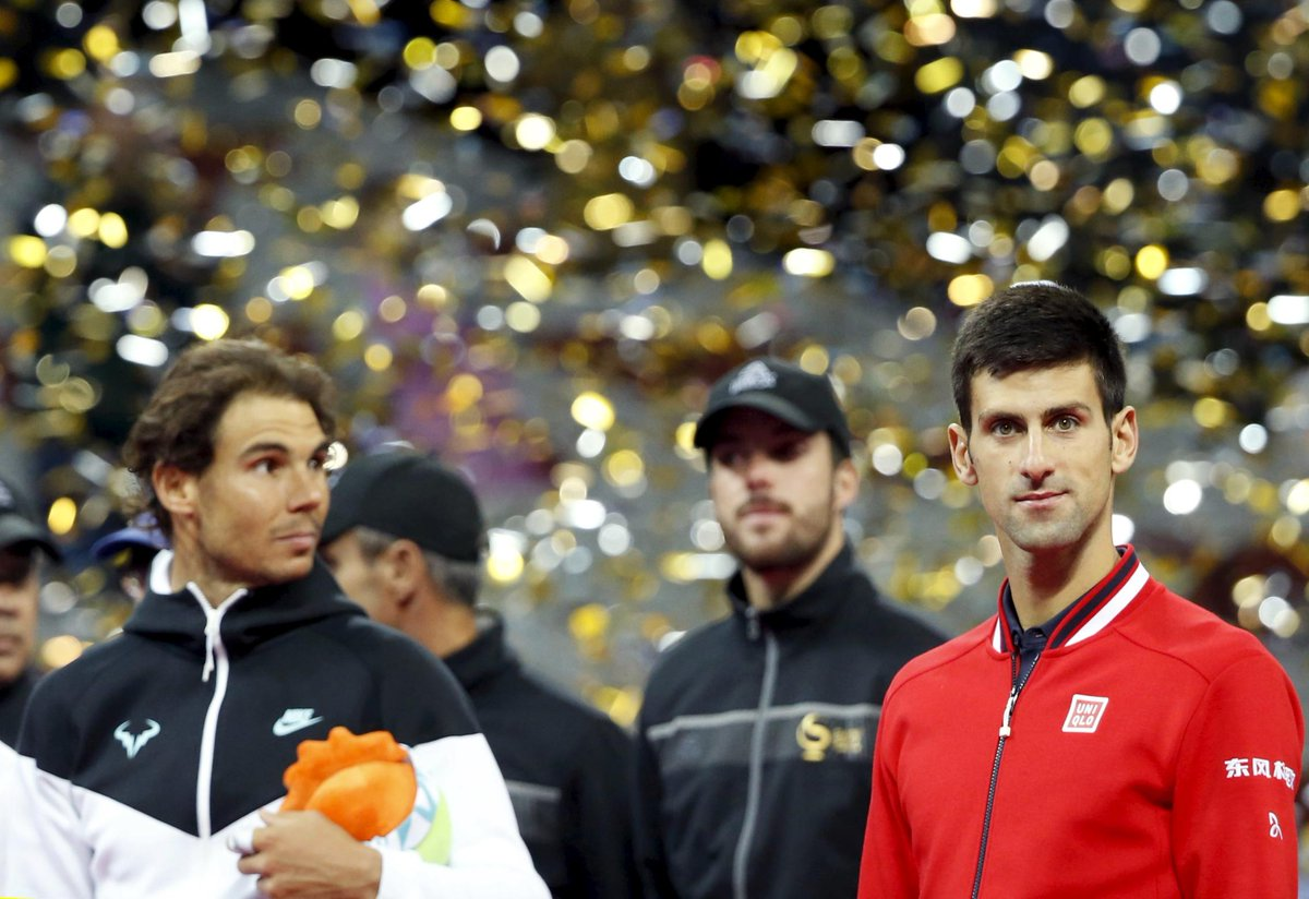 Rojadirecta Nadal-Djokovic Diretta TV Streaming Tennis.