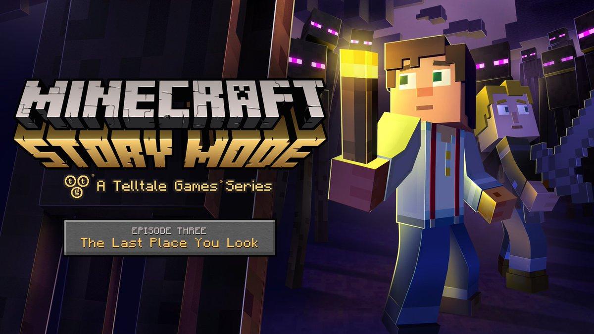 Minecraft: Story Mode - A Telltale Games