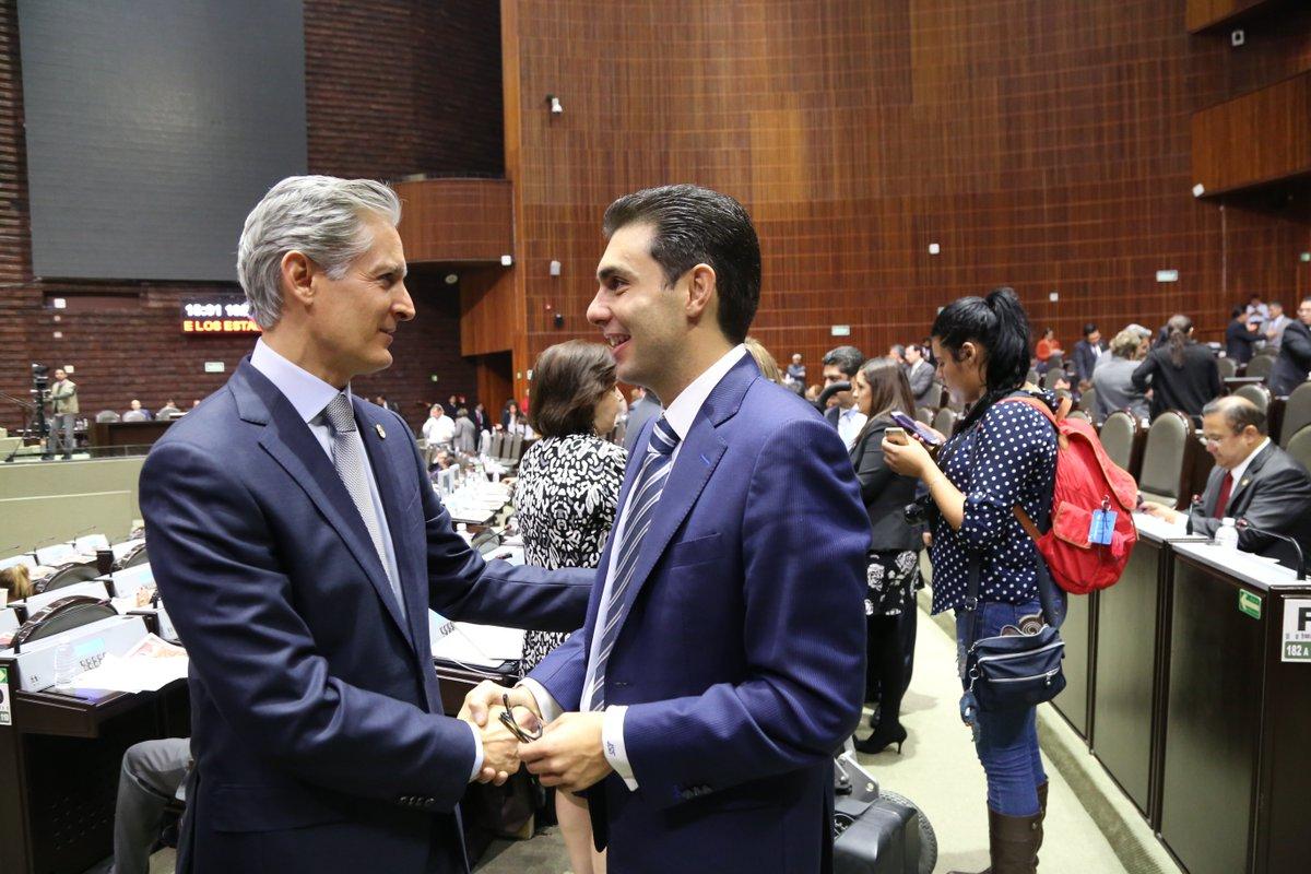 """Asegura Sesma Suárez que PVEM no votará en """"fast track"""" la minuta del Senado que expide la Ley Federal de Transparencia y Acceso a la Información Pública"""
