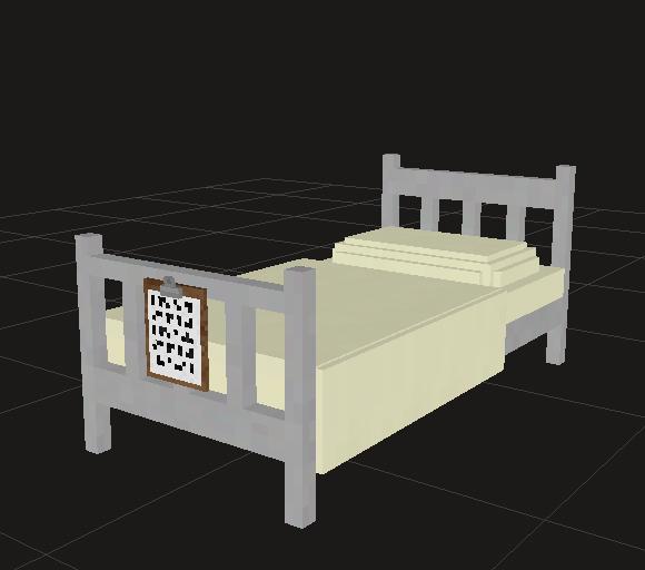 Razz On Twitter Hospital Bed Model For
