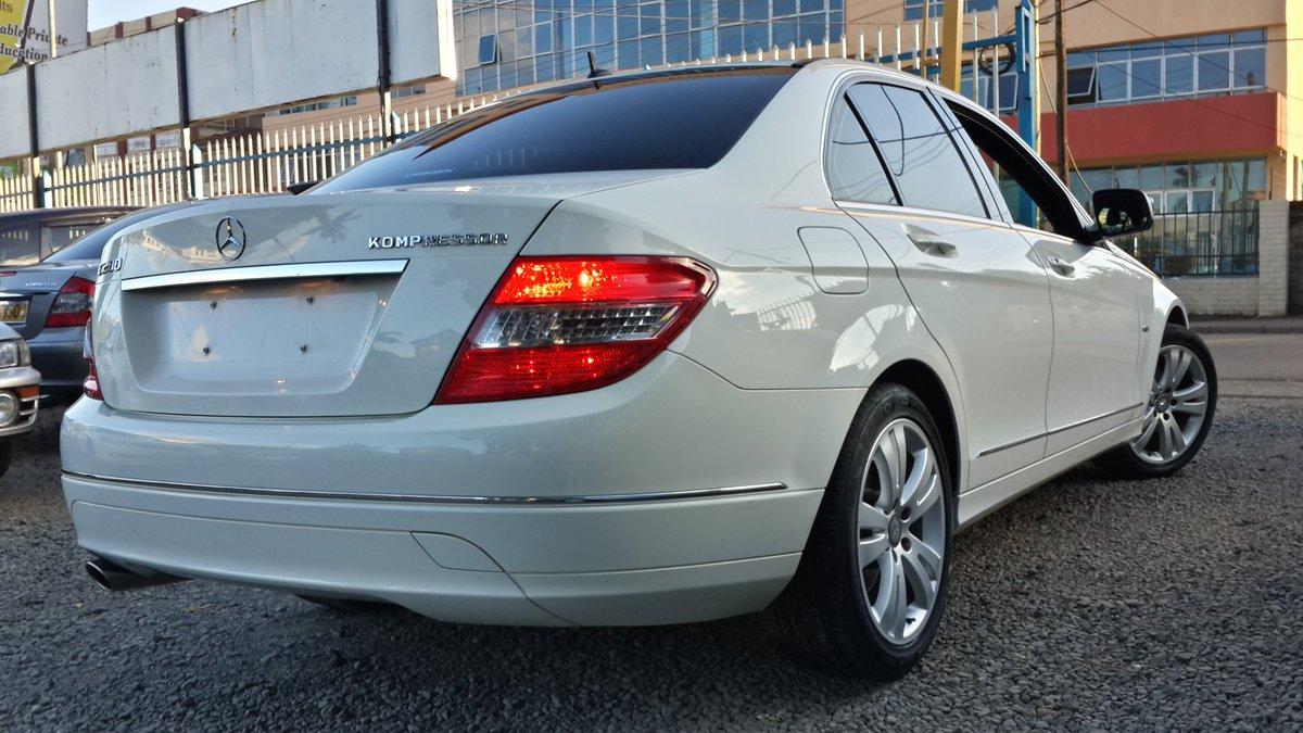 Autopedia Inc On Twitter Mercedes Benz C200 Avantgarde 25 000kms Pearl White Year 2008 High Grade Car Only Ksh 2 58 M Neg Contact 0736355555 Https T Co Vu67jiysxk