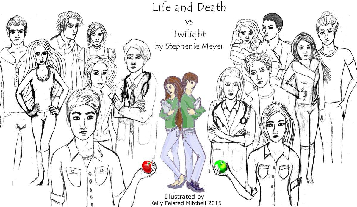 twilight10art hashtag on Twitter