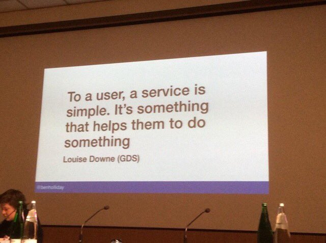 Brevity points #ux #servicedesign https://t.co/1JHfg6ugfZ