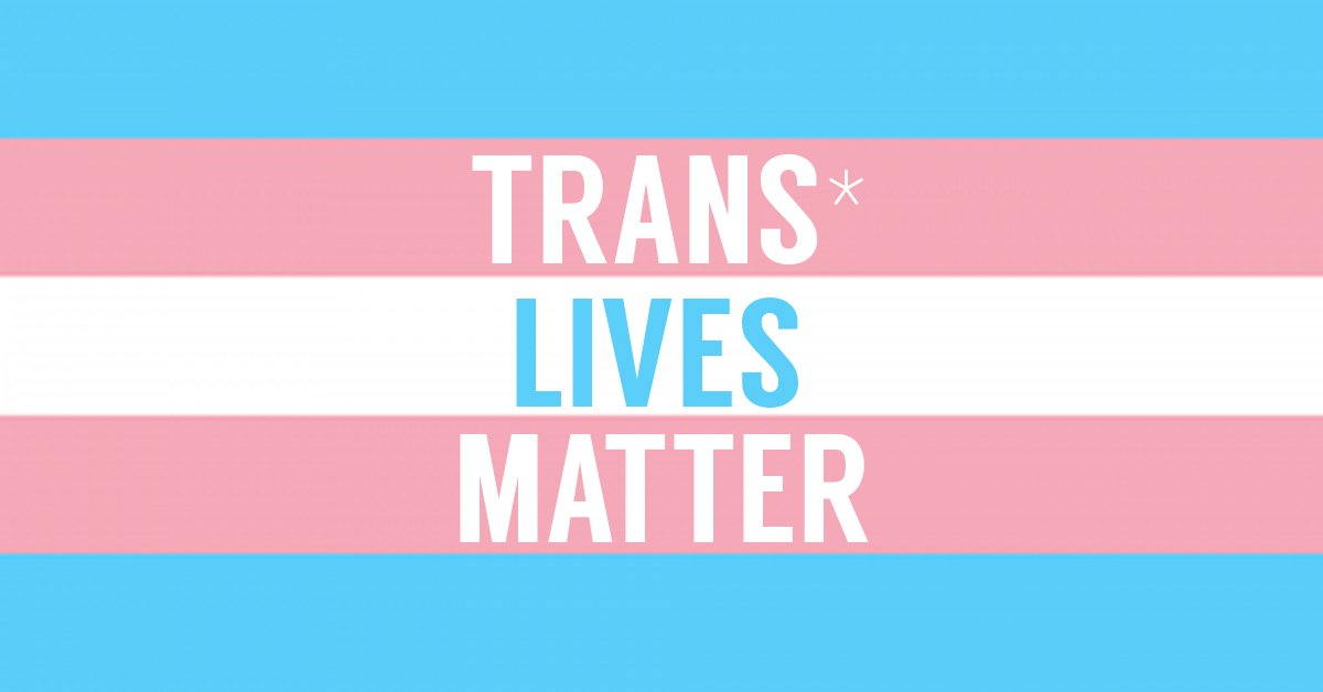 We're here for you always. If you are struggling, call the Trevor Lifeline 866-488-7386 #TransLivesMatter #TDOR https://t.co/2PBBynifKI