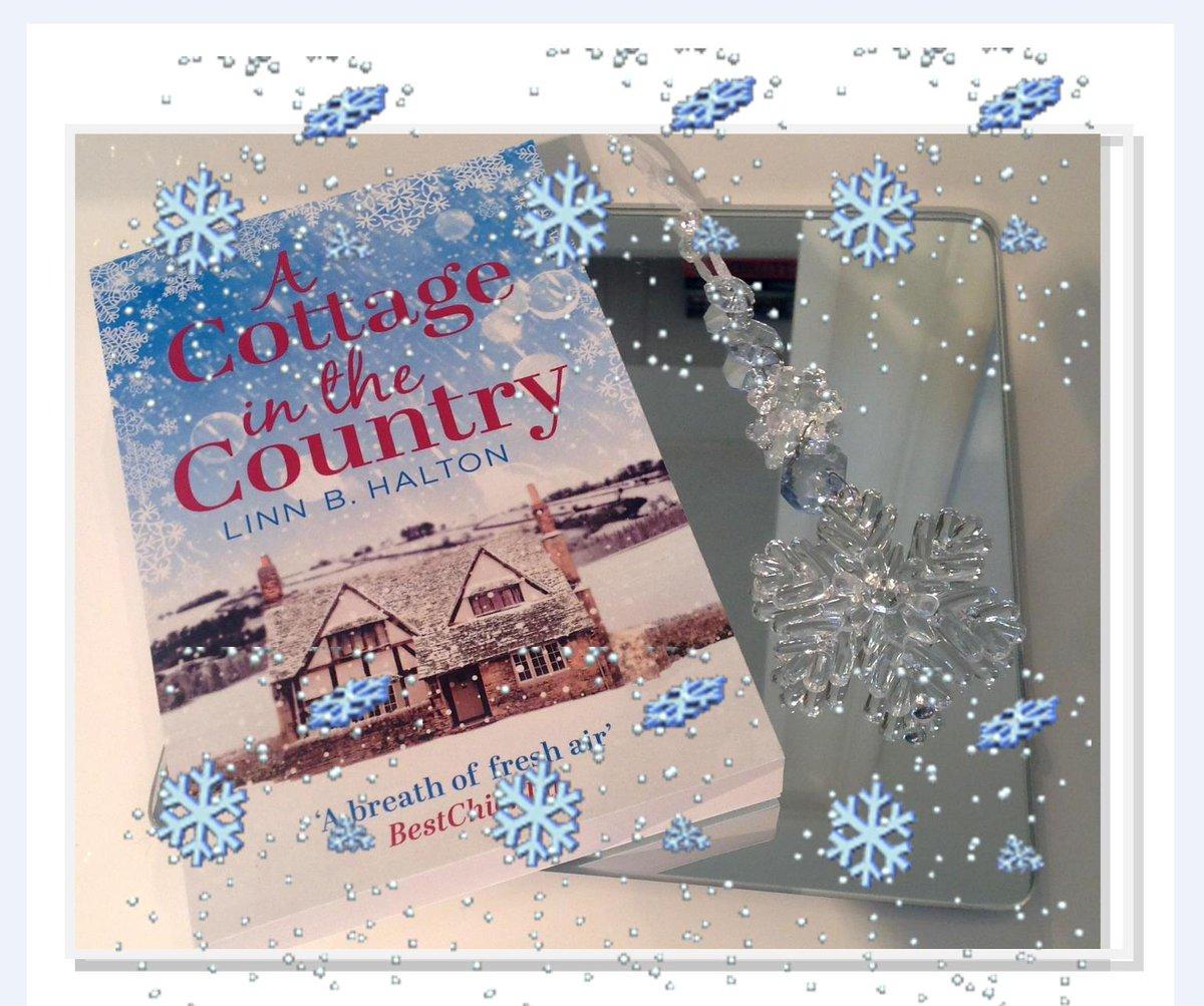 Chance to WIN a signed copy of A Cottage in the Country @HarperImpulse + a snowflake bauble https://t.co/FCadDLnbyh https://t.co/LL2DS6x9KF
