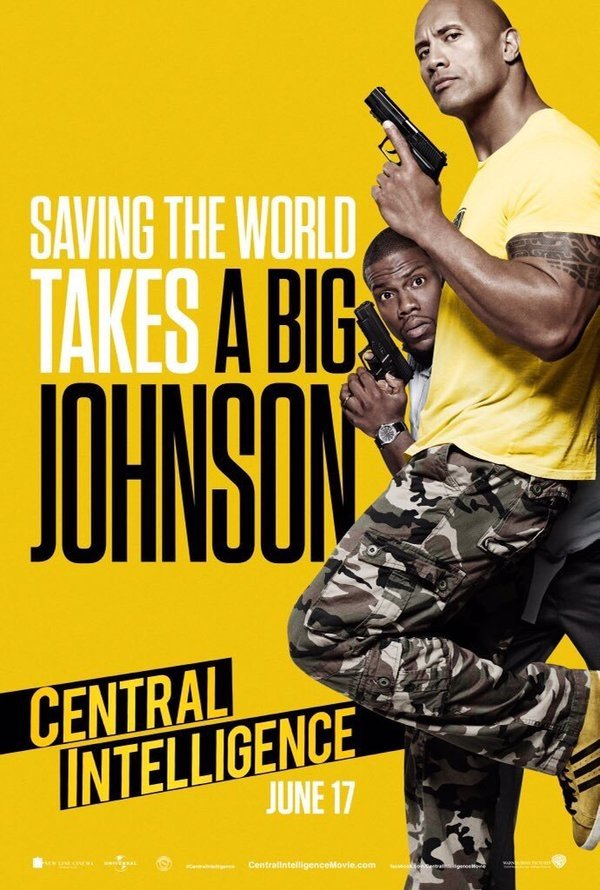 Warner Bros. Pictures' Central Intelligence - Trailer 3
