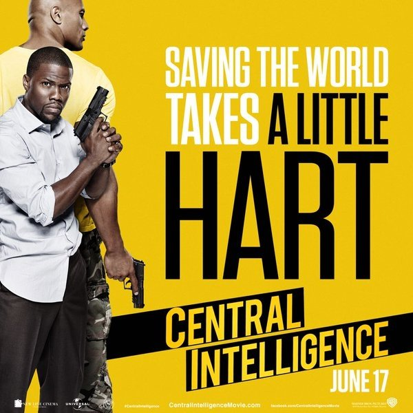 Warner Bros. Pictures' Central Intelligence - Trailer 1