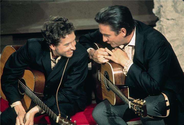@JohnFugelsang Bob Dylan and Johnny Cash. Los Angeles, 1969. https://t.co/VCkKnvMkO9 via @HistoricalPics