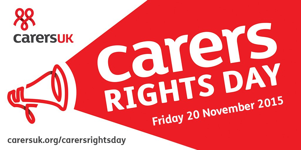 It's #carersrightsday Help us reach the UK's 6.5 million #carers with info on their rights https://t.co/SmQzjatiDp https://t.co/lxWX6pMmXG