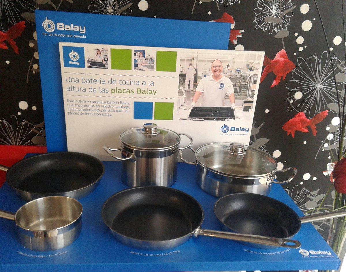 An Ba Cocinas Anbacocinas Twitter ~ Baterias De Cocina Para Placas De Induccion