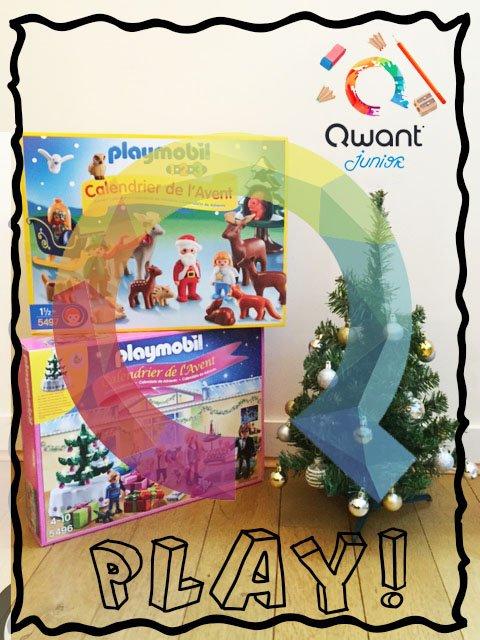 .@QwantJunior se lance sur twitter :) Suivez, RT et tentez de gagner un calendrier de l'avent #Playmobil  #qwant https://t.co/a30jDTrcSE