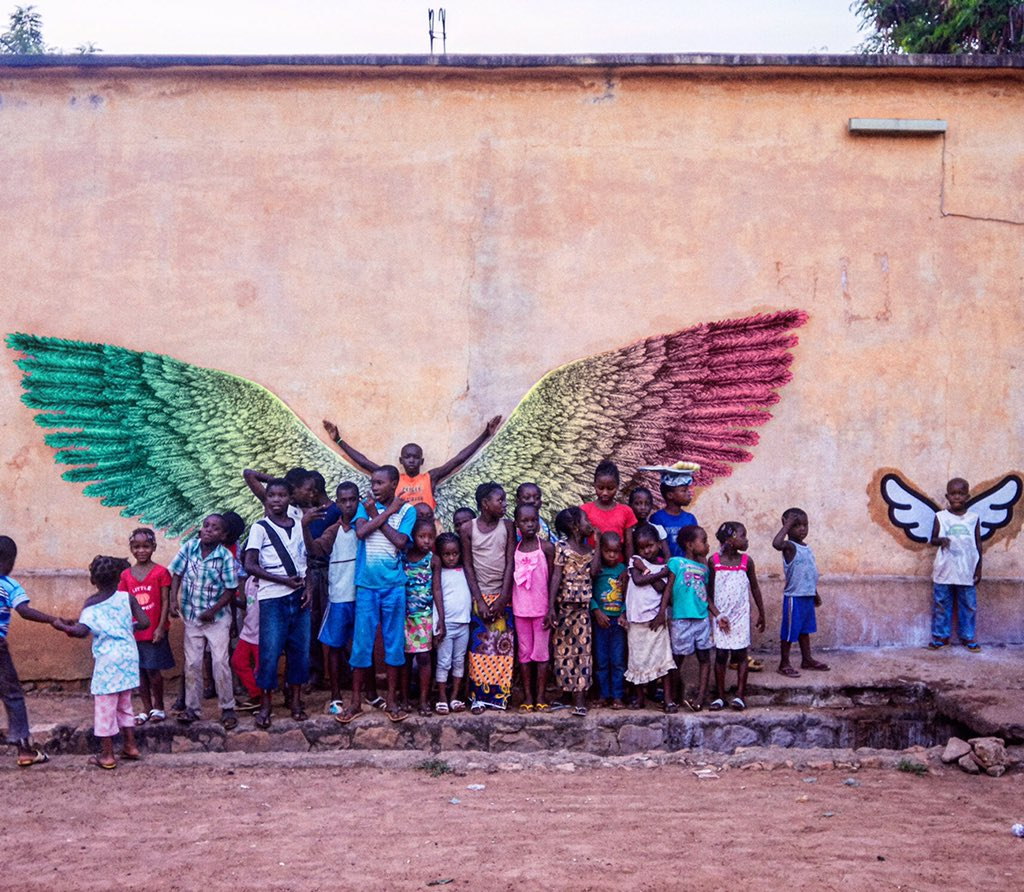 Les Ailes de Bamako seront Libres à Jamais ! Their Darkness Will Not Kill Our Hope, Freedom, #StandUp #PrayForBamako https://t.co/PSxNp97yZT