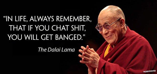 a look into life and teachings of dalai lama