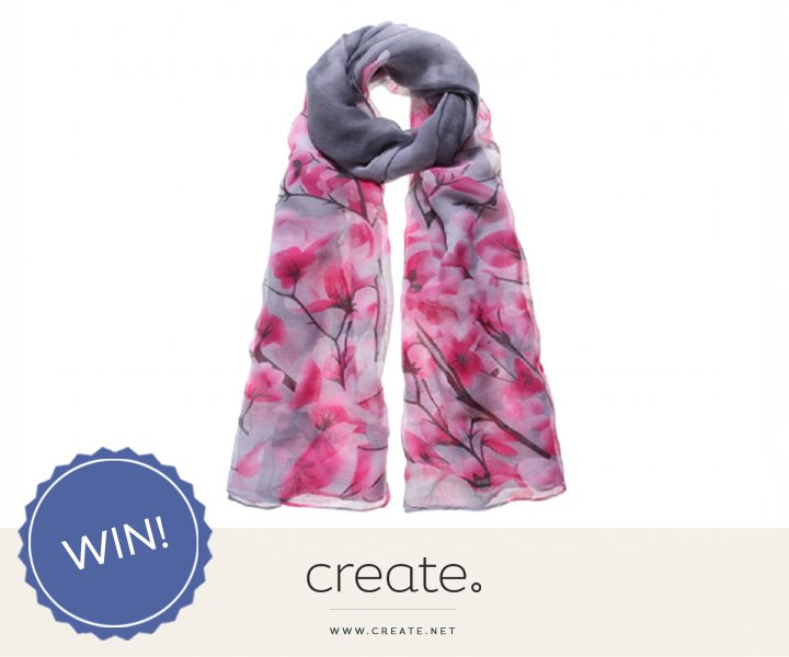 This week's #FreebieFriday is for a #beautiful scarf from the lovely @LyliaRose. Enter here: https://t.co/gwG90OHWL5 https://t.co/PYzBOyxfto