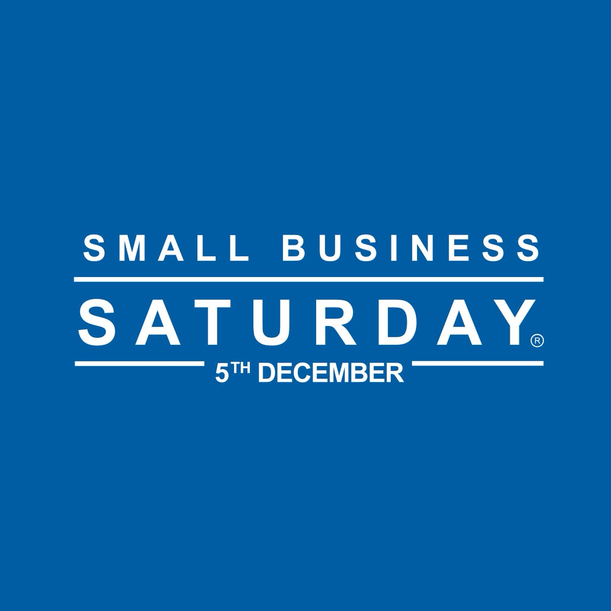 #SmallBizSatUK is happening on 5th Dec!  Put this date to your diary & get involved - https://t.co/O0RcRBCt28  #BSH