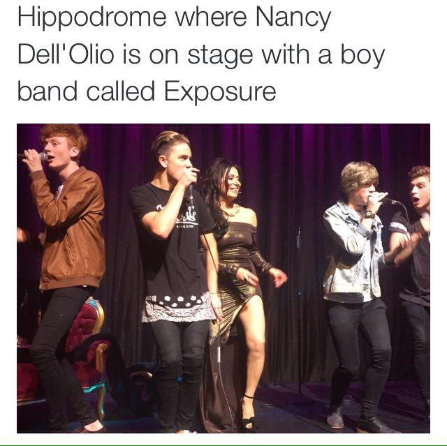 .@robnitm The Hippodrome in 2015 starring @nancydellolio https://t.co/xec0eU8l5a https://t.co/vnRLtnIuO0