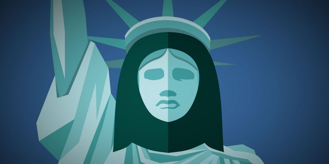 Pandering! Smithsonian claims The Statue of Liberty was a Muslim
